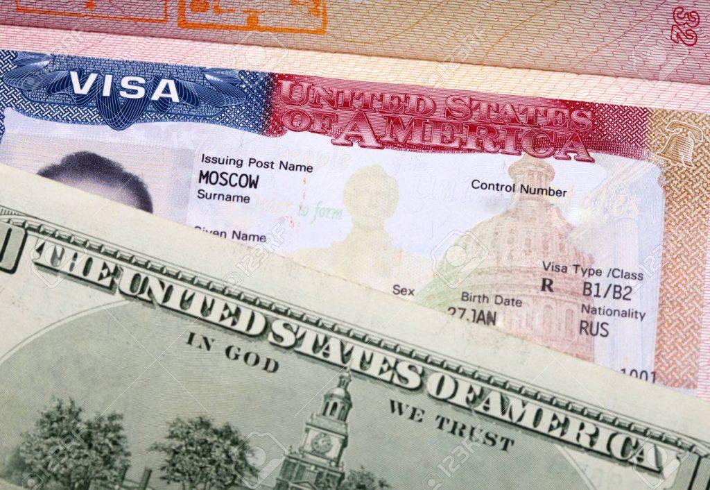 costo de la visa americana 2019