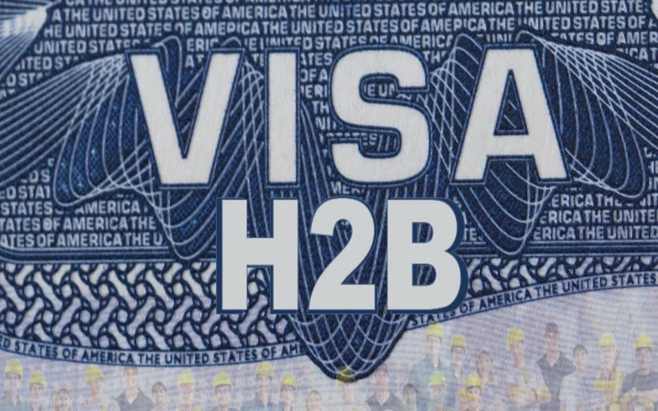 Visas de trabajo H-2B para Estados Unidos